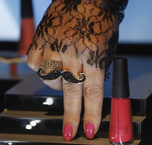 Sao Paulo Nails Fashion Week http://www.nailistas.com
