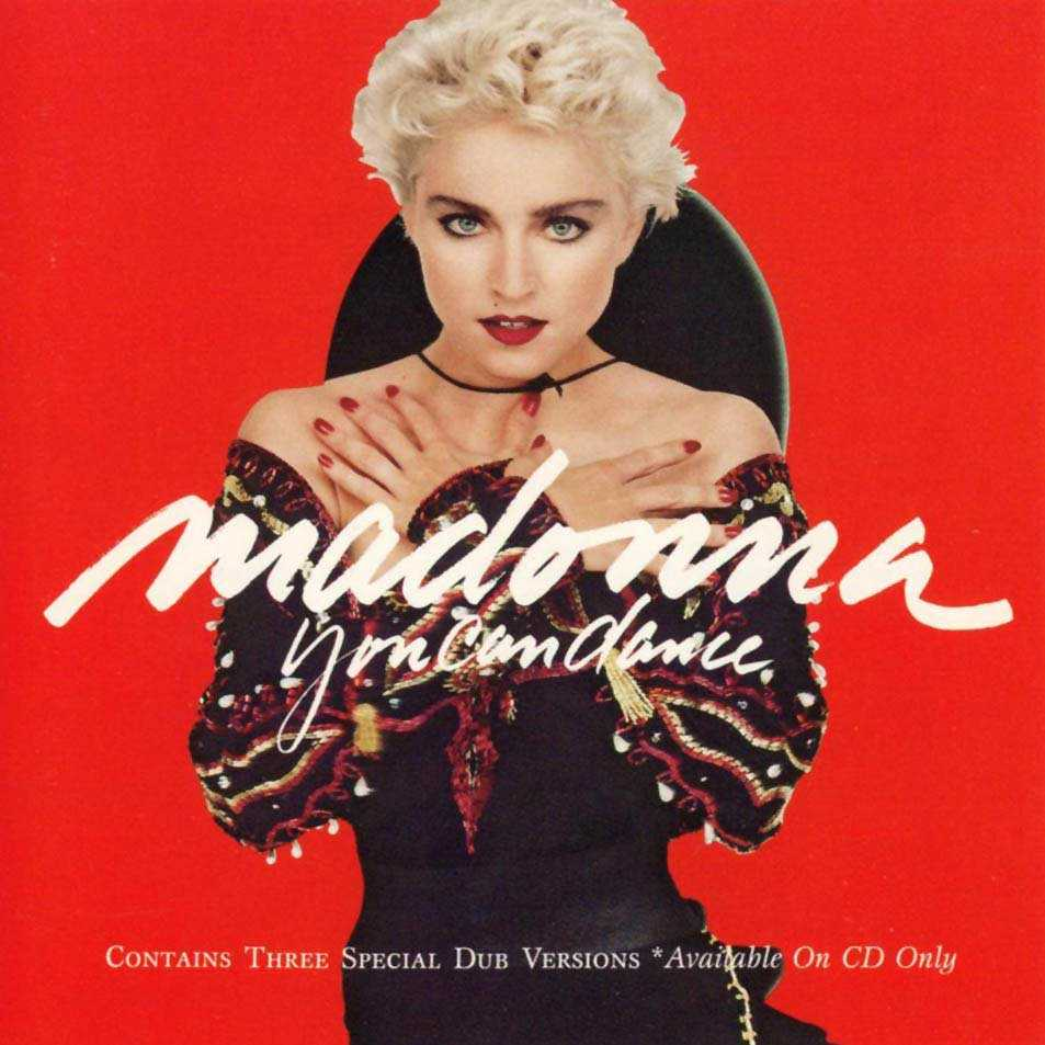 Madonna you can dance 1987  nailistas.com