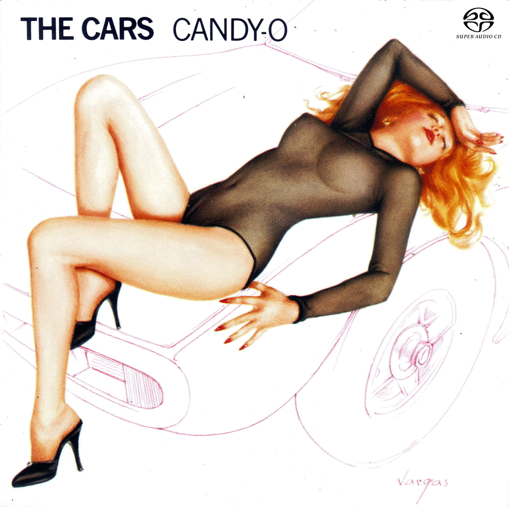 The cars Candy O 1979