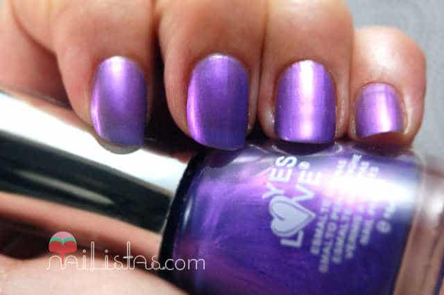 esmalte yes love 609 // low cost // swatch