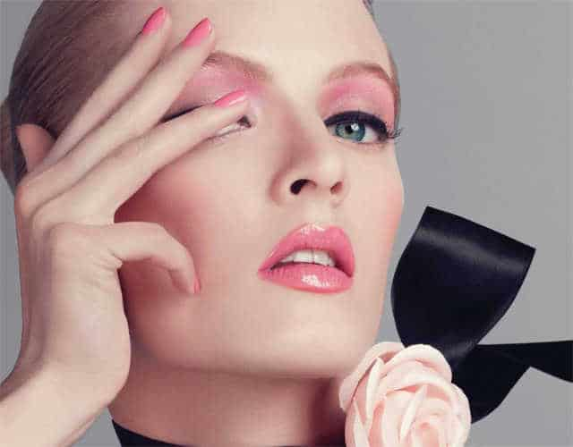 Dior Cherie Bow Colection spring 2013 Daria Strokous