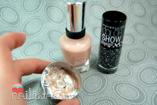 Jelly sandwich Chalk Dust Color Show Maybelline