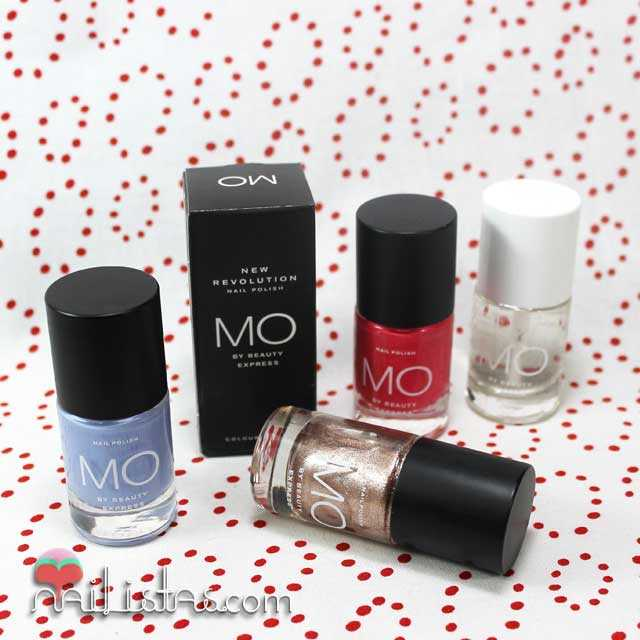 Esmaltes Low Cost Mo by Beauty Express