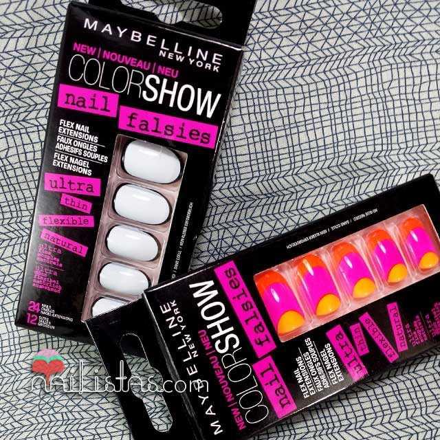Uñas postizas | Nail Falsies de Maybelline NY | Color Show