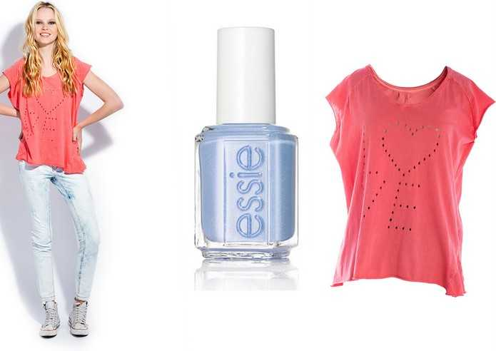 Essie y the Hip Tee