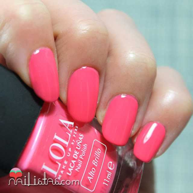 esmaltes de uñas Lola Make Up Prom Queen