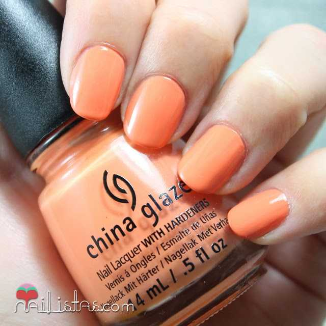 China Glaze If in Doubt Surf It Out swatch verano 2014