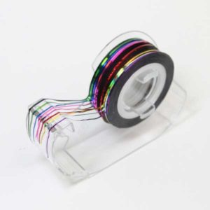 porta-cinta para nail art - stripping tape holder