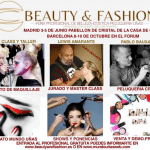 Feria Beauty and Fashion 3, 4 y 5 de Junio – Madrid