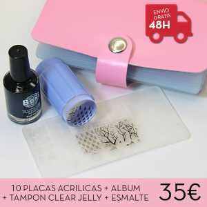 pack plas de estampación