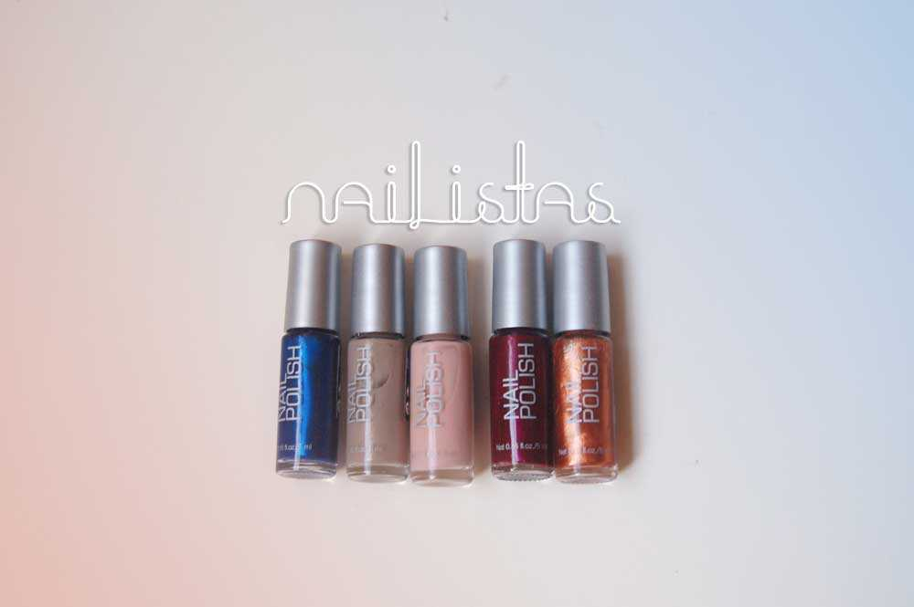H&M polish bronze red blue pink beige https://www.nailistas.com