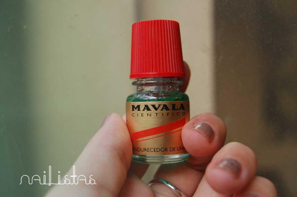Mavala científico endurecedor de uñas http://www.nailistas.com