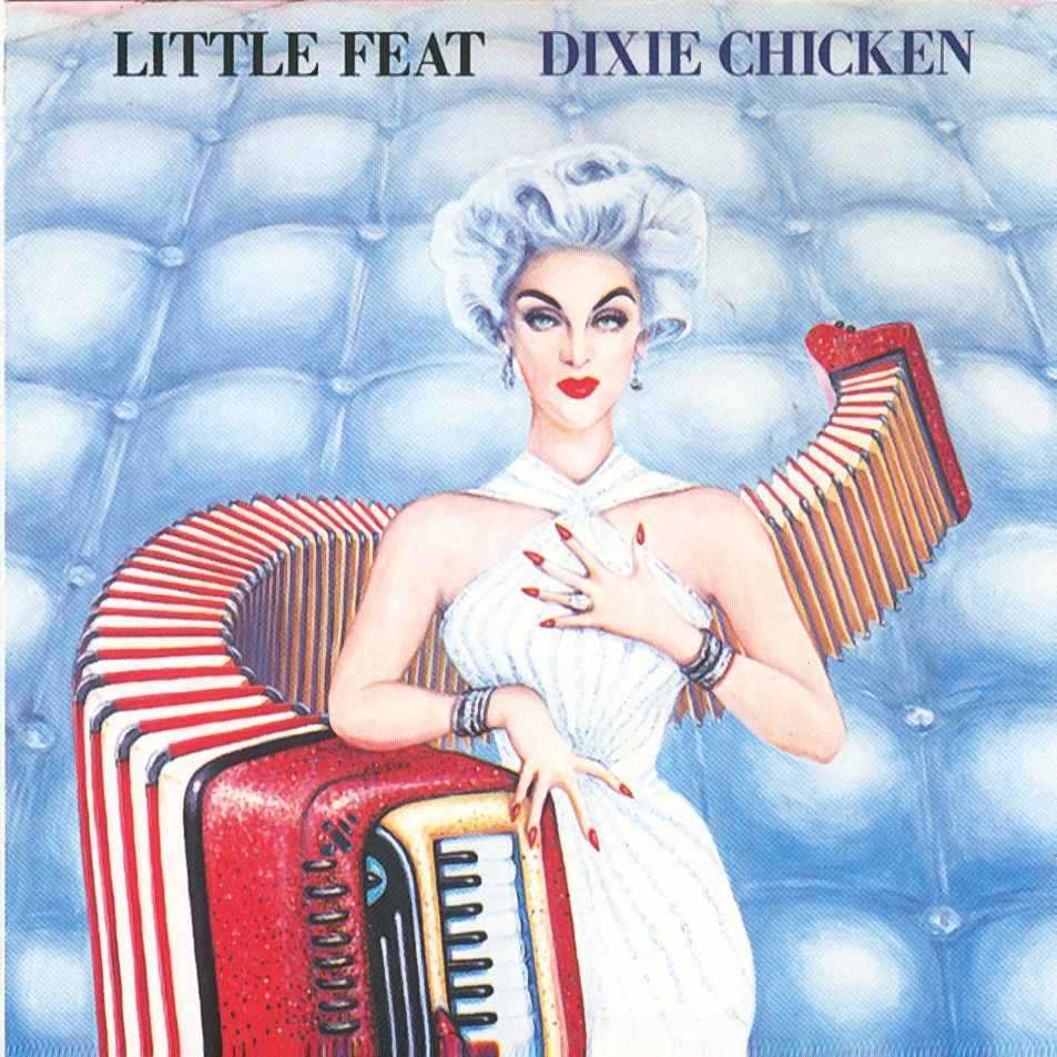 Little Feat, Dixie Chickend, 1973