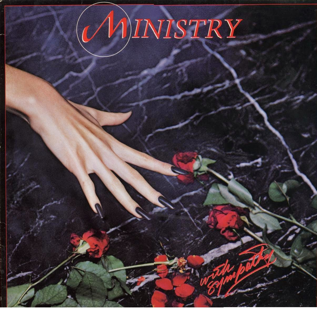 Ministry - (1983) With sympathy - front
