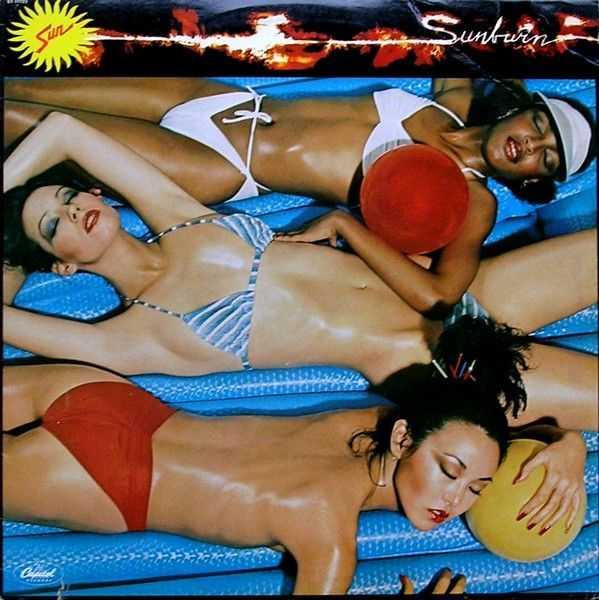 Sunburn, álbum del grupo Sun, 1978
