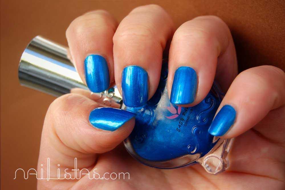 Easy Paris 139 Azul Eléctrico Swatch