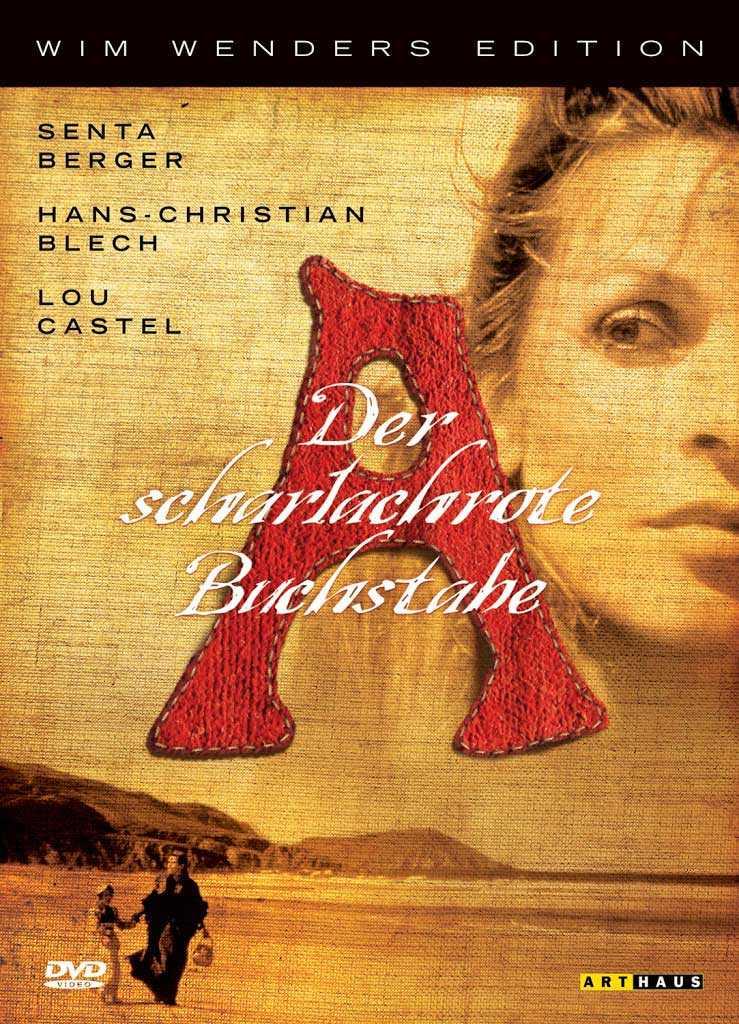 Wim Wnders Der Scharlachrote Buchstabe // The escarlet letter 1972