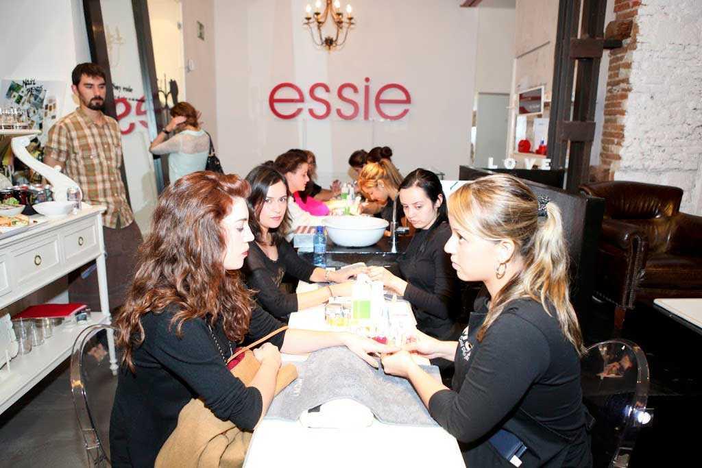Essie España, Mi calle de Nueva York, Madrid