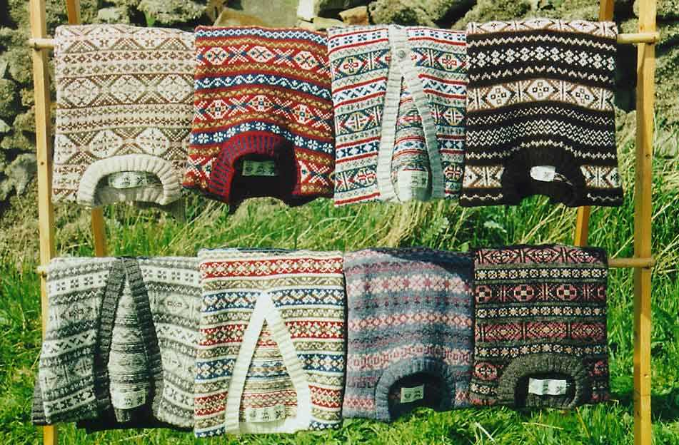 jerseys tradicionales fairisle // Fair Isle