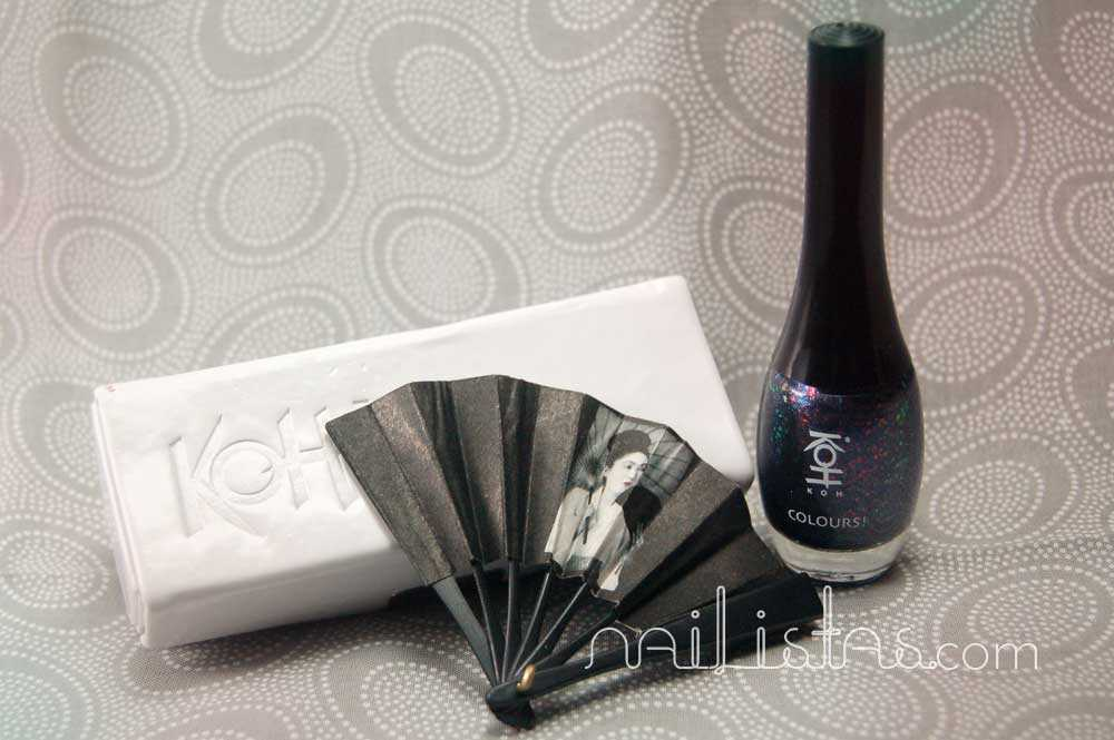 KOH Colours! >>> Blue Universe Nail Polish > Packaging