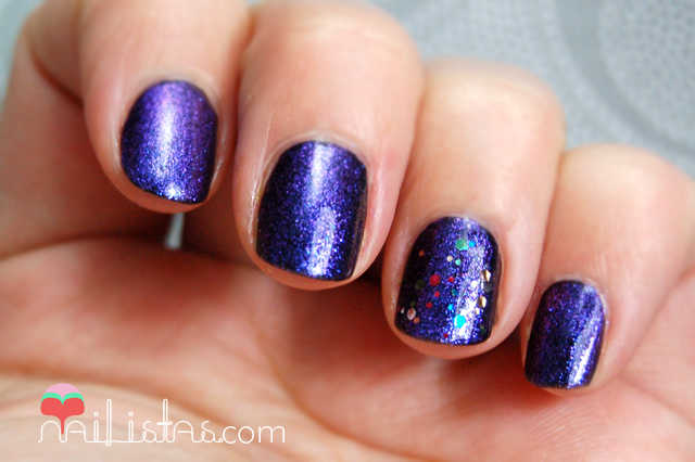 violet panache // American Apparel