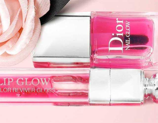 Dior Nail Glow y Reviver Gloss