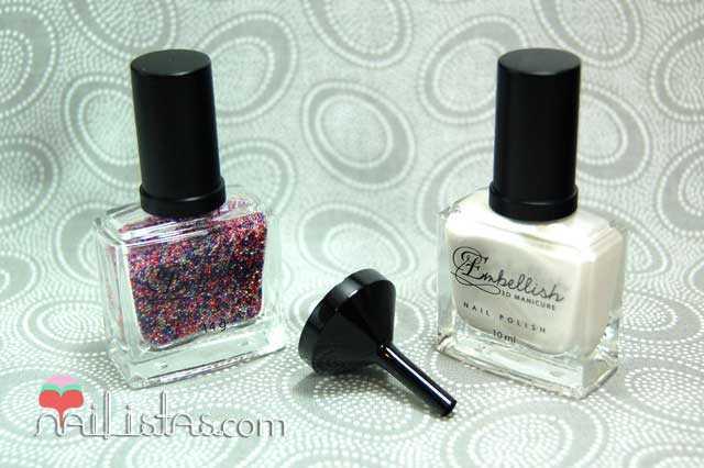 Imágenes de manicura de Caviar