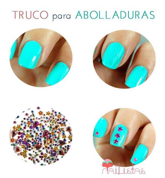 joyas nail art