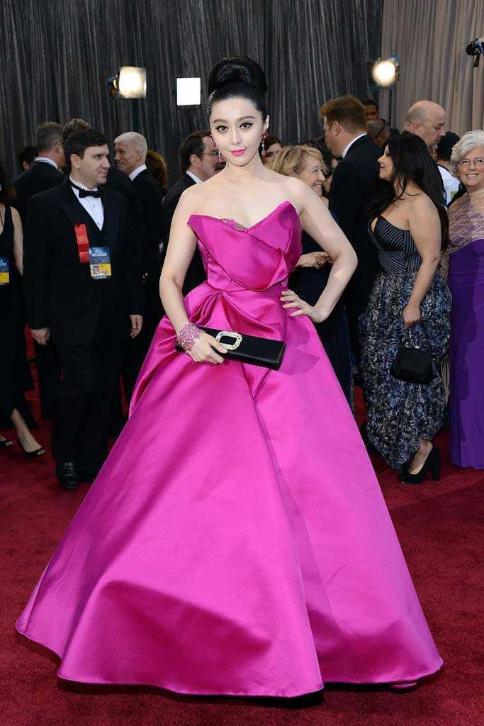 mejor peor vestidas gala de los oscars 2013