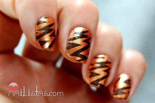 nail art rockero