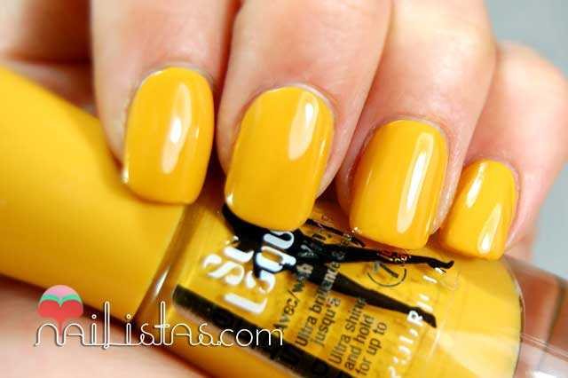 Swatch Jaune Trendy (39) - Bourjois