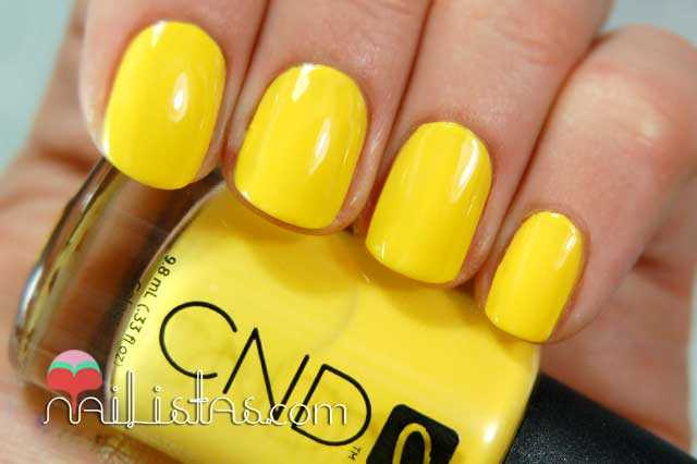 Swatch Bicycle Yellow (543) - CND