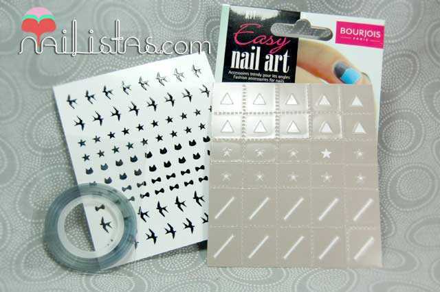 Kit Easy Nail Art de Bourjois Paris