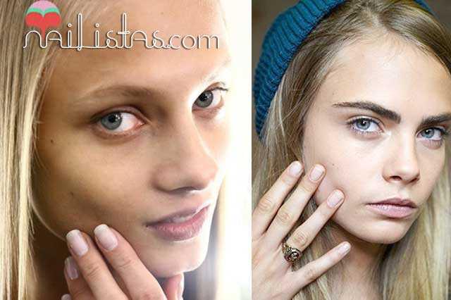 maquillaje nude para el rostro