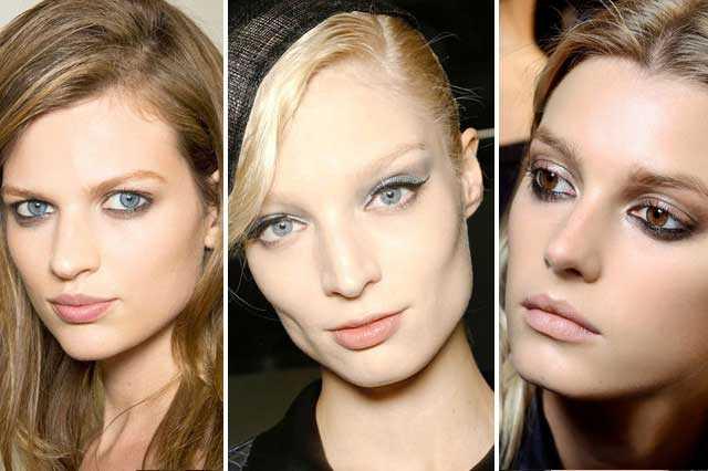 Tendencias de Maquillaje primavera 2013