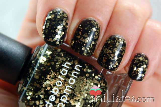 Esmaltes Deborah Lippmann // Cleopatra in New York // Swatch