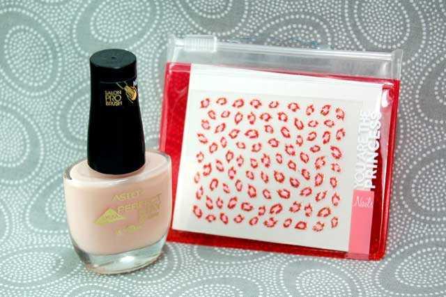 Stickers de leopardo para decorar uñas