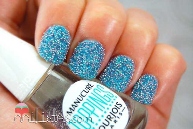 Uñas de caviar Bourjois Lilac Sand