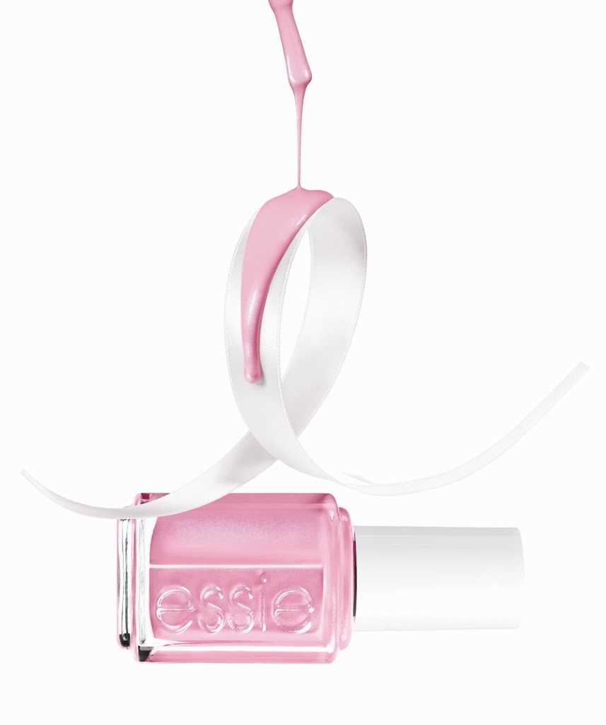 Essie contra el cáncer de mama