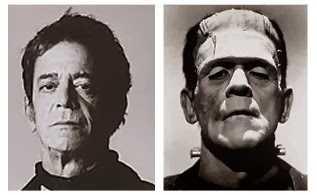 Lou Reed y Frankenstein