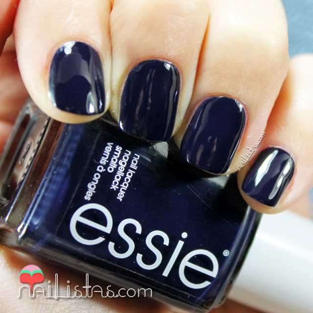 After School Boy Blazer Essie fall 2013 otoño swatch