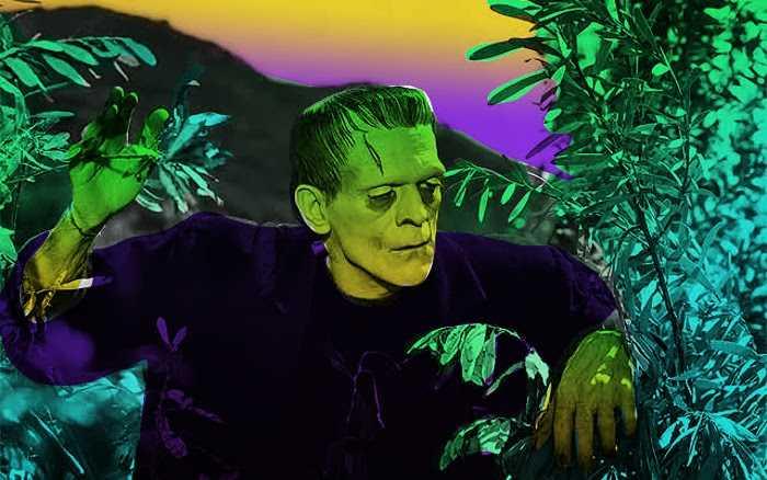 Frankenstein psicodélico