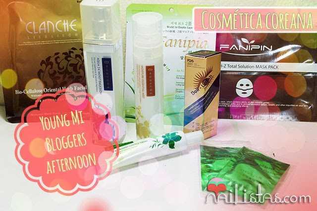 Cosmetica Coreana Bloggers
