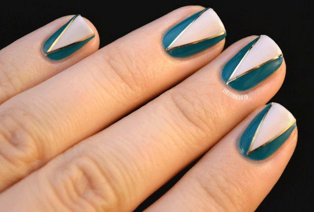 nail art para fin de año