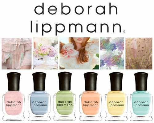 Deborah Lippmann Spring Summer primavera verano 2014