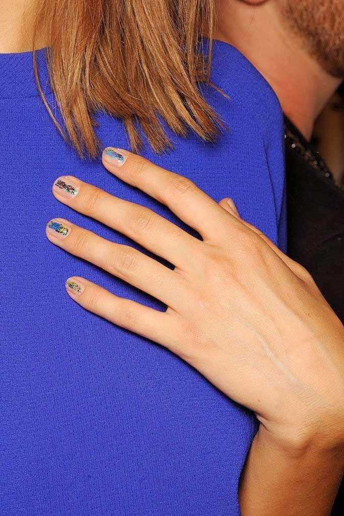 Tendencias de uñas y nail art | primavera - verano 2014 | NYFW SS14