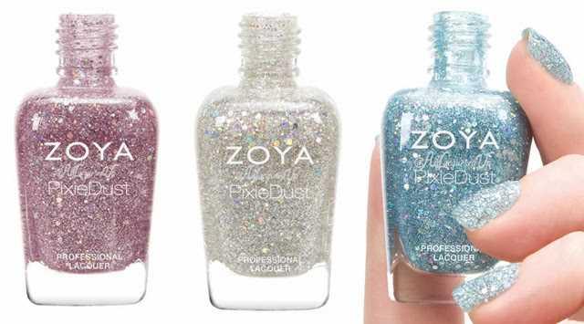 Zoya Pixie Dust | Spring Summer primavera verano 2014