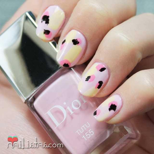 Esmaltes de uñas Dior | Nail art