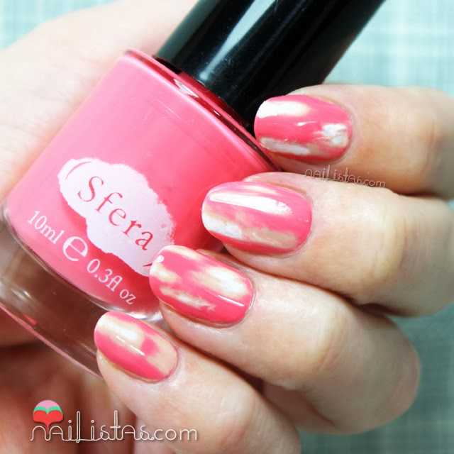Decoracion de uñas fácil o nail art sencillo
