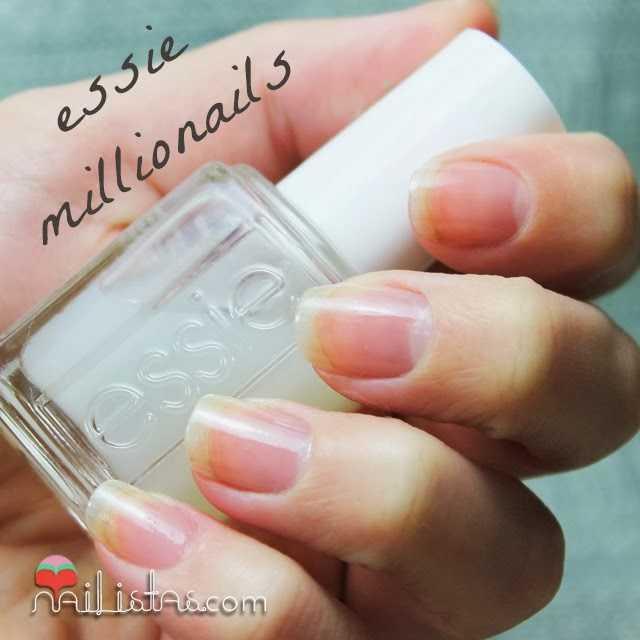 Blogger belleza - Essie Millionails